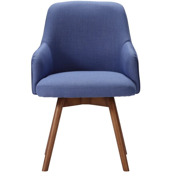 Vargas Upholstered Dining Chair by George Oliver