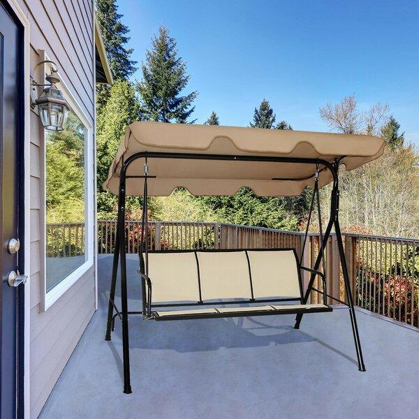 Jeune Porch Swing by Red Barrel Studio