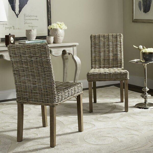 Bannon Dining Chair (Set of 2) by Beachcrest Home