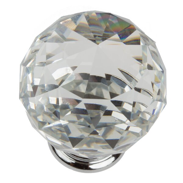 Crystal Knob (Set of 10) by GlideRite Hardware