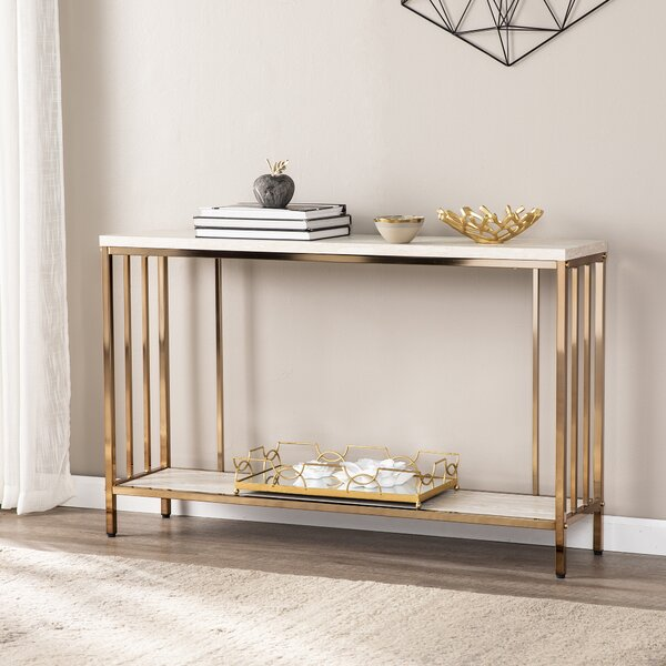 Caputo Console Table By House Of Hampton