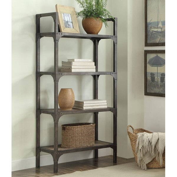 Coaker 65'' H x 16'' W Etagere Bookcase by Williston Forge Williston Forge