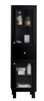 Everest 14 W x 58.13 H Cabinet by Laviva