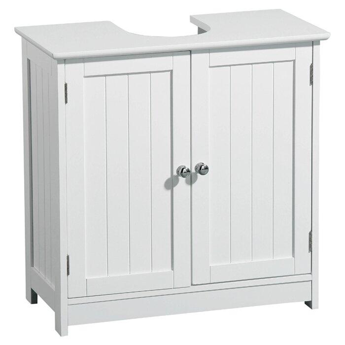 All Home 60cm Under Sink Storage Unit Reviews Wayfair Co Uk