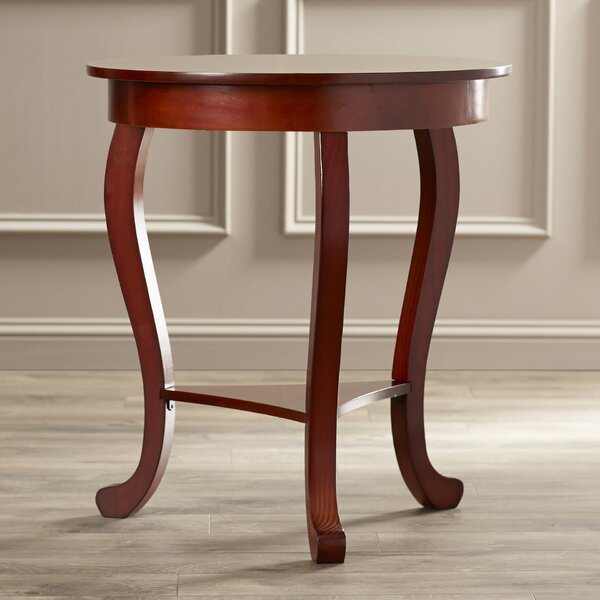 Lindel End Table by Charlton Home