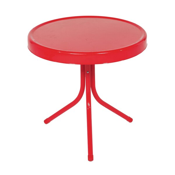 Rajmund Plastic/Resin Bistro Table by Ebern Designs