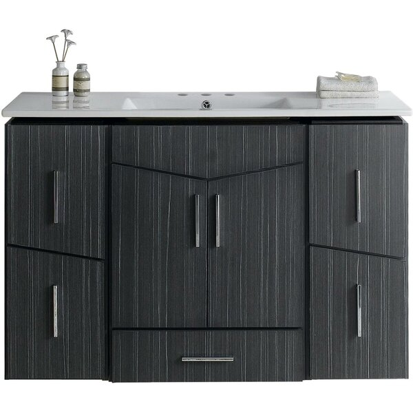 Keels 43 Single Bathroom Vanity by Orren Ellis