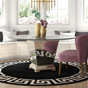 Roehl Round Dining Table By Willa Arlo Interiors
