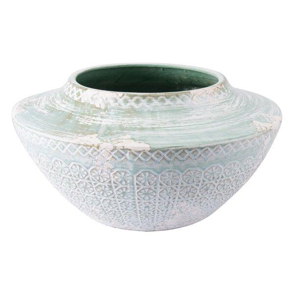 Shreya Ceramic Pot Planter by Mistana