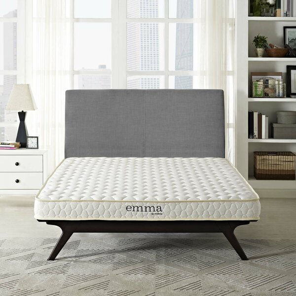 Emma 6 Firm Memory Foam Mattress by Modway