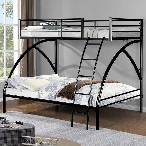 Mayville Twin over Full Bunk Bed by Isabelle & Max