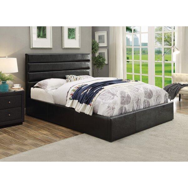 Olvera Upholstered Storage Platform Bed by Orren Ellis