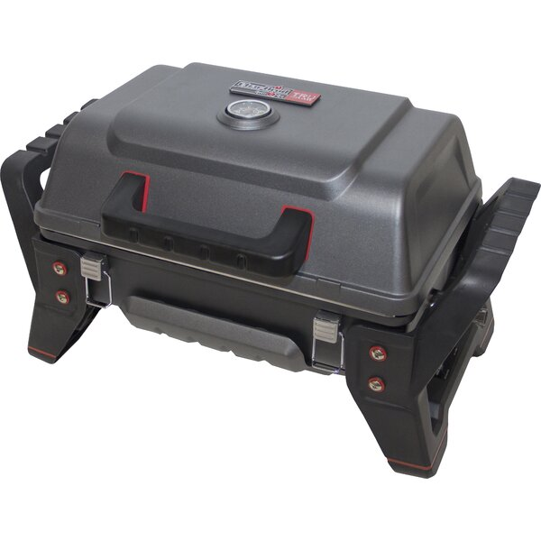 Grill2Go TRU-Infrared Portable Propane Gas Tabletop Grill by Char-Broil