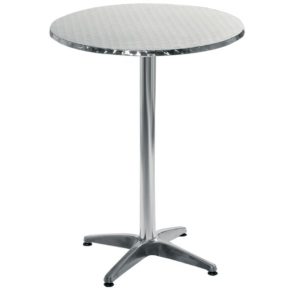 Barra Adjustable Pub Table by Orren Ellis