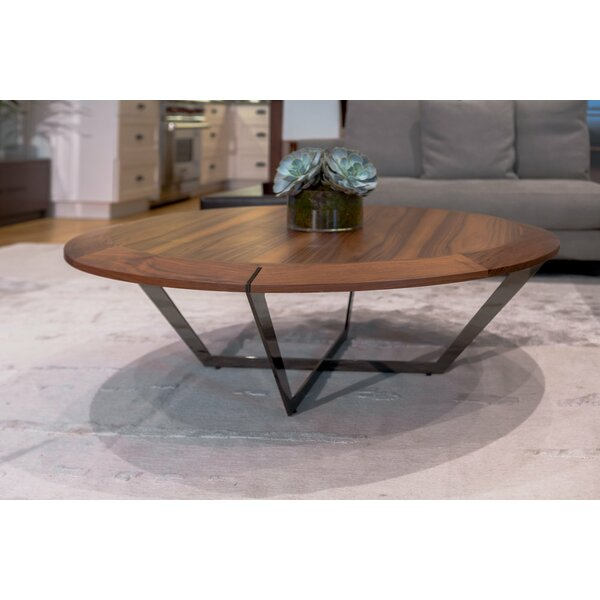 Diamond Coffee Table With Tray Top