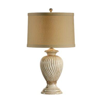 Luxury White Cream Table Lamps Perigold