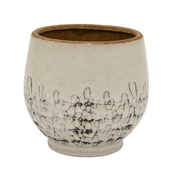 Thayer Ceramic Pot Planter by World Menagerie