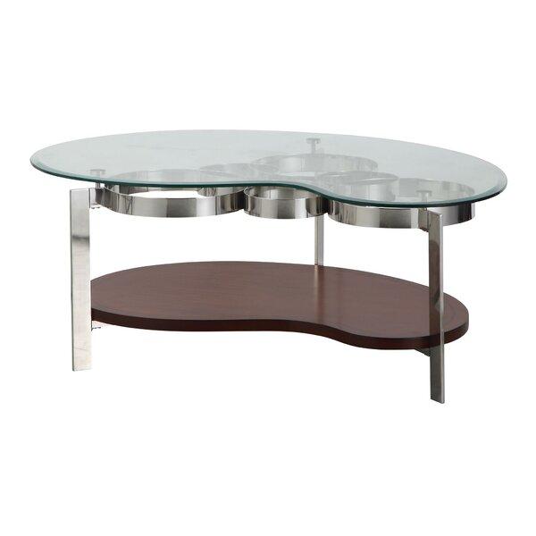 Willa Coffee Table by Latitude Run