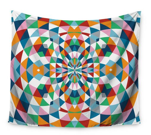 Modern Day by Project M Wall Tapestry by East Urban Home
