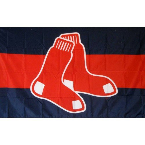 Boston Red Sox Polyester 3 x 5 ft. Flag by NeoPlex