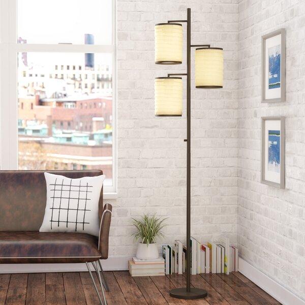 Baysinger 74 Tree Floor Lamp by Mercury Row