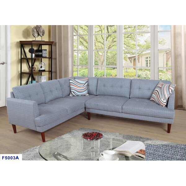 Sectional By Star Home Living Corp Cool