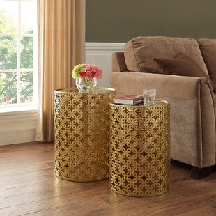 Buying Kessel 2 Piece Nesting Tables By House of Hampton