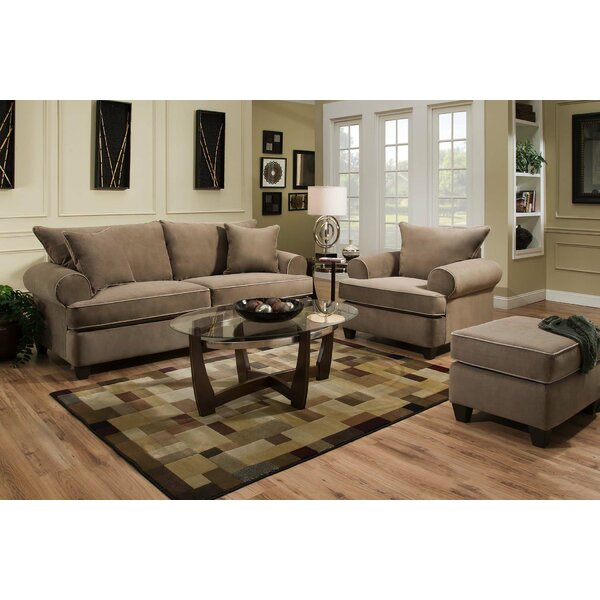 Vanessa Configurable Living Room Set by Alcott Hill