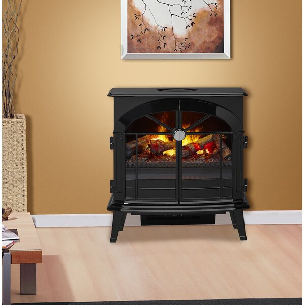 Stockbridge Opti-myst 400 sq. foot Electric Stove by Dimplex