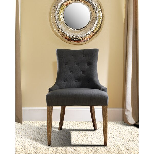 Lyric Dining Chair by One Allium Way