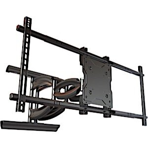 Robust Series Articulating Universal Wall Mount for 70-90 Flat Panel Screens by Crimson AV