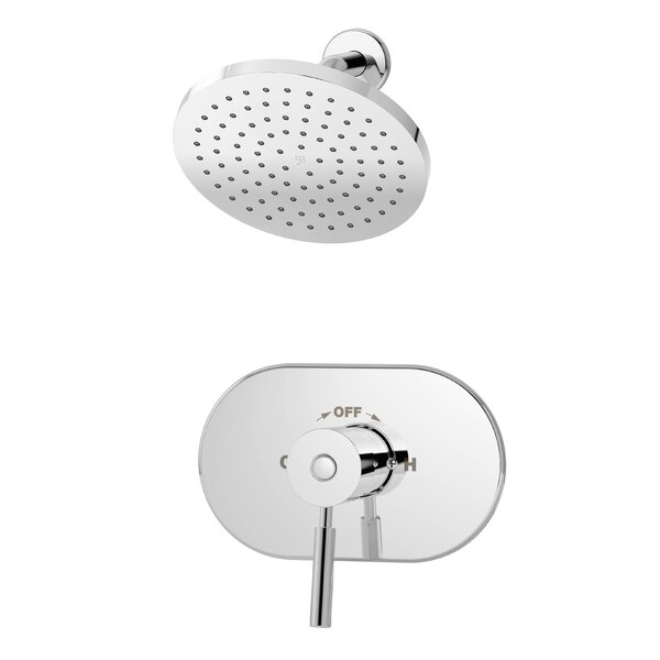 Sereno Pressure Balance Shower System with Lever Handle by Symmons