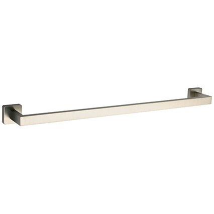 Square 24 Wall Mounted Towel Bar by LaToscana