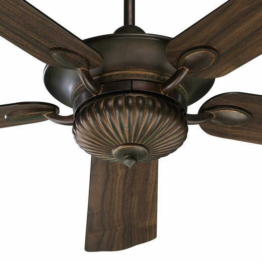 52 Bakersfield 5-Blade Ceiling Fan by Quorum
