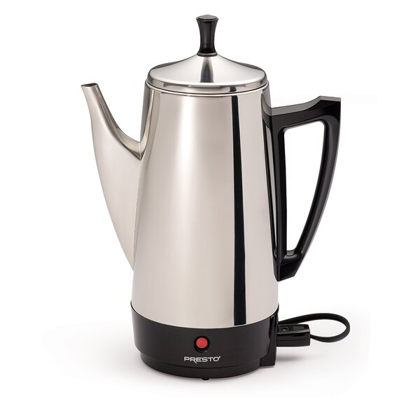 Stovetop Coffee Maker by Presto