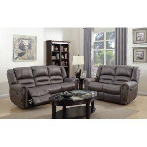 geralyn 2 piece living room set