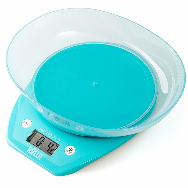 Multifunction with Bowl Digital Kitchen Scale by HULLR