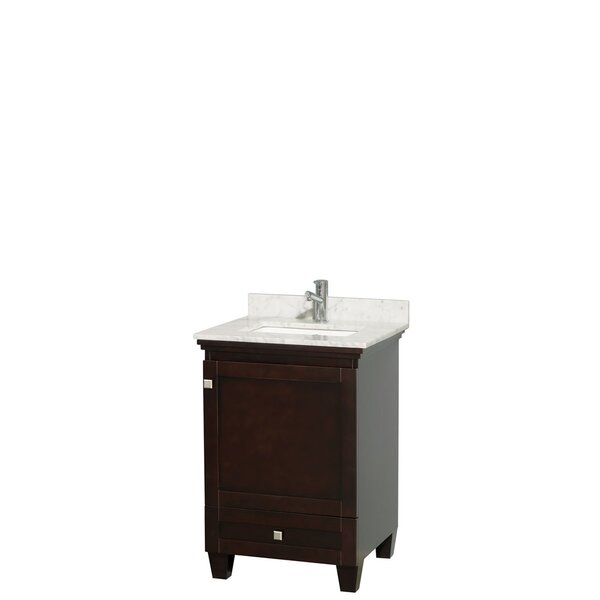 Acclaim 24 Single Bathroom Vanity Set by Wyndham CollectionAcclaim 24 Single Bathroom Vanity Set by Wyndham Collection