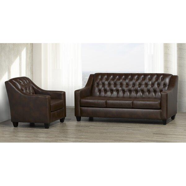 Debolt 2 Piece Living Room Set by Darby Home Co