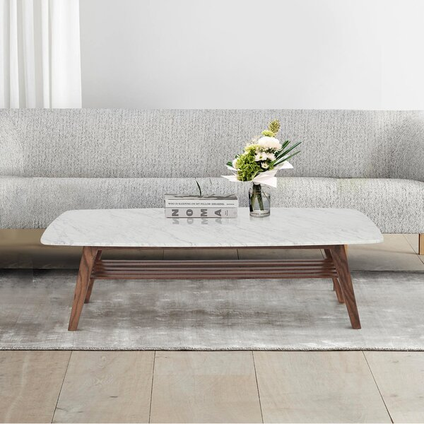 Roseleaf Coffee Table With Storage By Brayden Studio