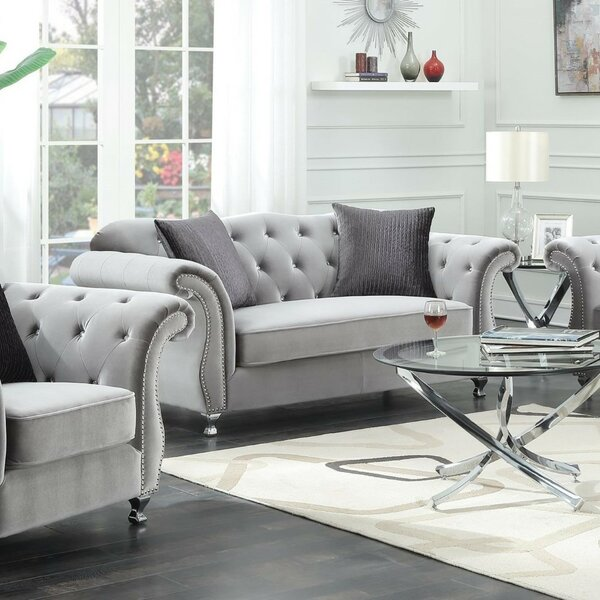 Alcala Loveseat by Darby Home Co