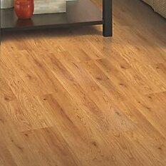 Fieldview 8 x 47 x 7.14mm Oak Laminate Flooring in Golden by Mohawk Flooring