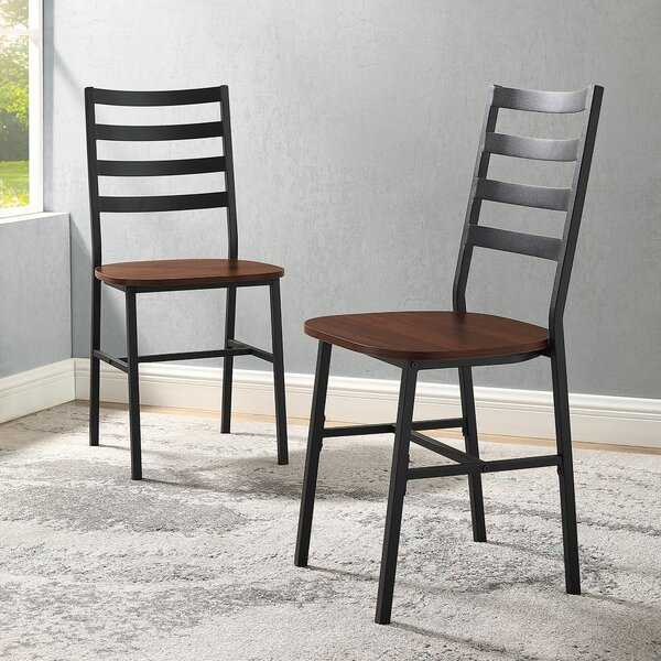 Margr Dining Chair (Set of 2) by Union Rustic