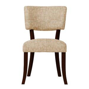 Larochelle Side Chair (Set of 2) (Set of 2) Red Barrel Studio