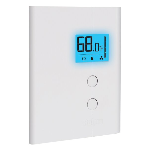 StelPro 2500W Progammable Thermostat By StelPro