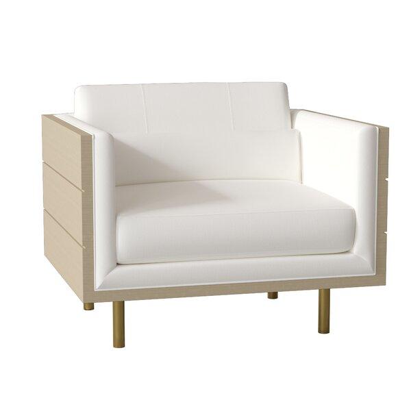 Maxwell Armchair by Maria Yee