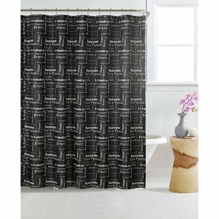 Pavonia Printed Shower Curtain by Ebern Designs