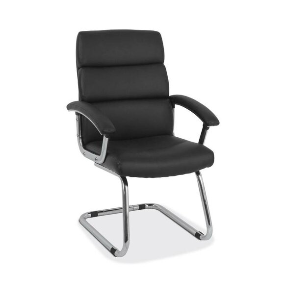 Traction Leather Guest Chair by HON
