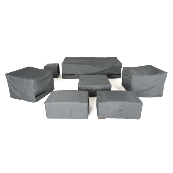 8 Piece Deep Seating Cover Set by Freeport Park