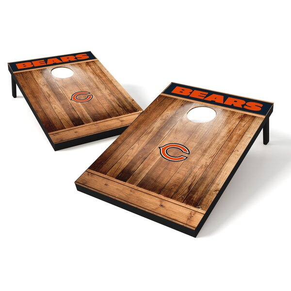 NFL Tailgate Cornhole (Set of 2) by Wild Sports